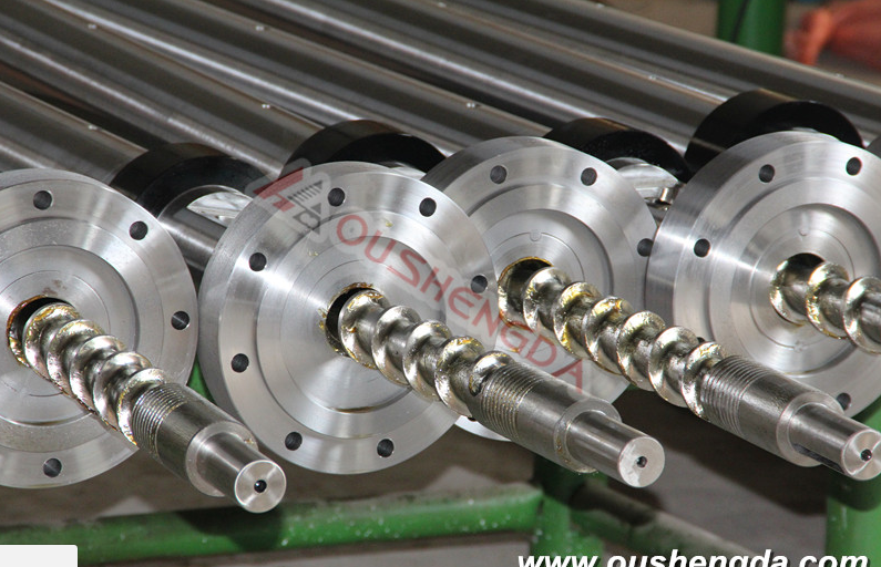 Screw Barrel for Extrusion Machine_2