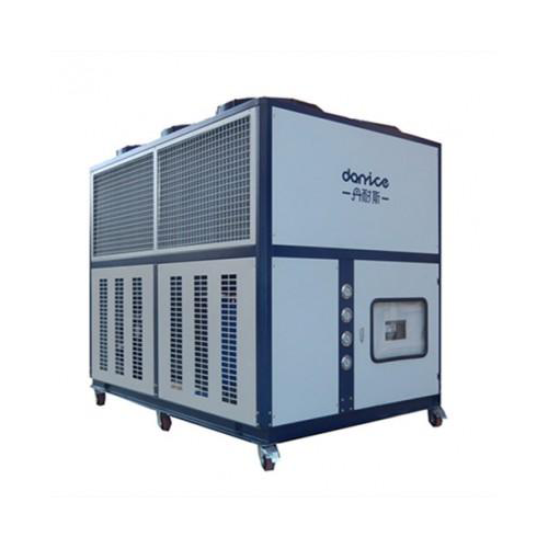 Industrial air cooled chiller_2