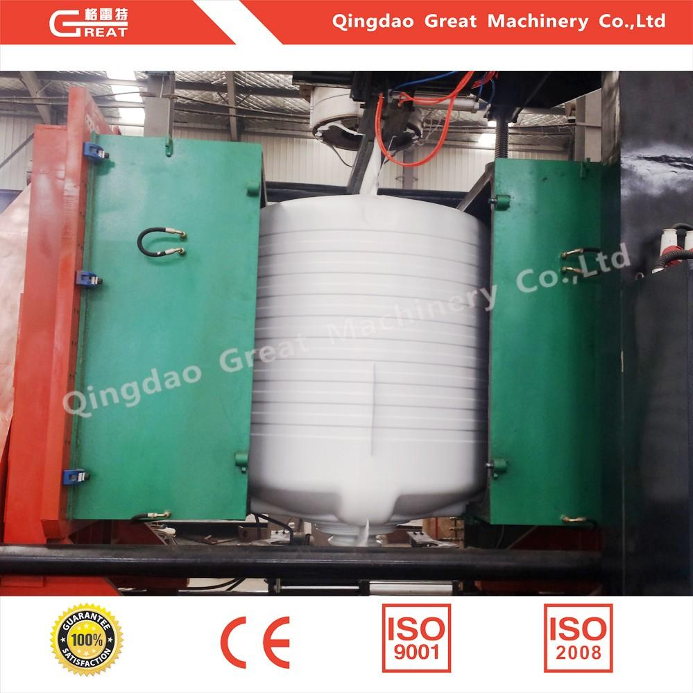 10000L HDPE Water Tank Blow Molding Machine For Three Layers_2