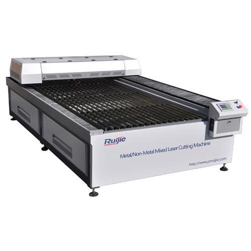 Metal Non-Metal Mixed Laser Cutting Machine RJ1325_2