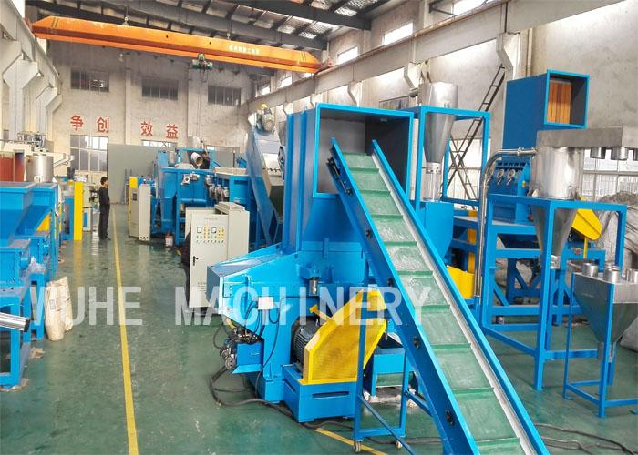 PE PP Film Woven Bag Bashing Production Line- Dewatering-Drying_2