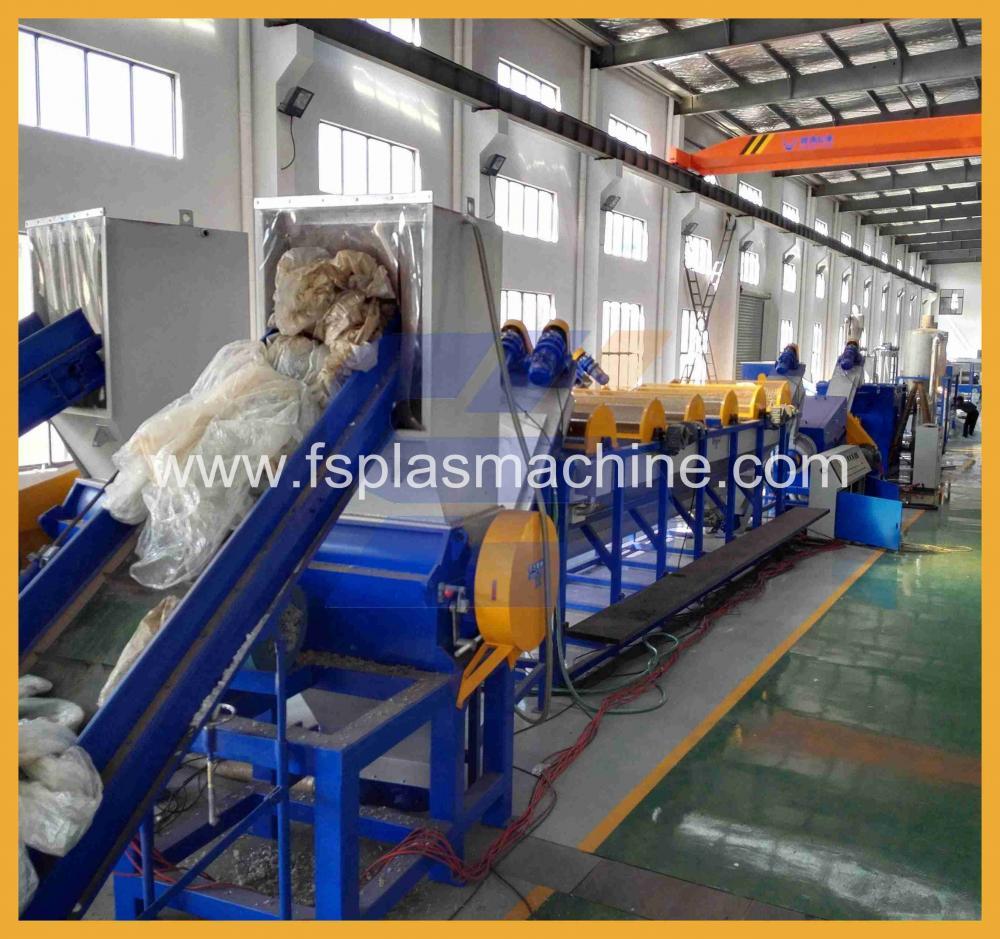 PP PE Film Washing Recycling Machine_2