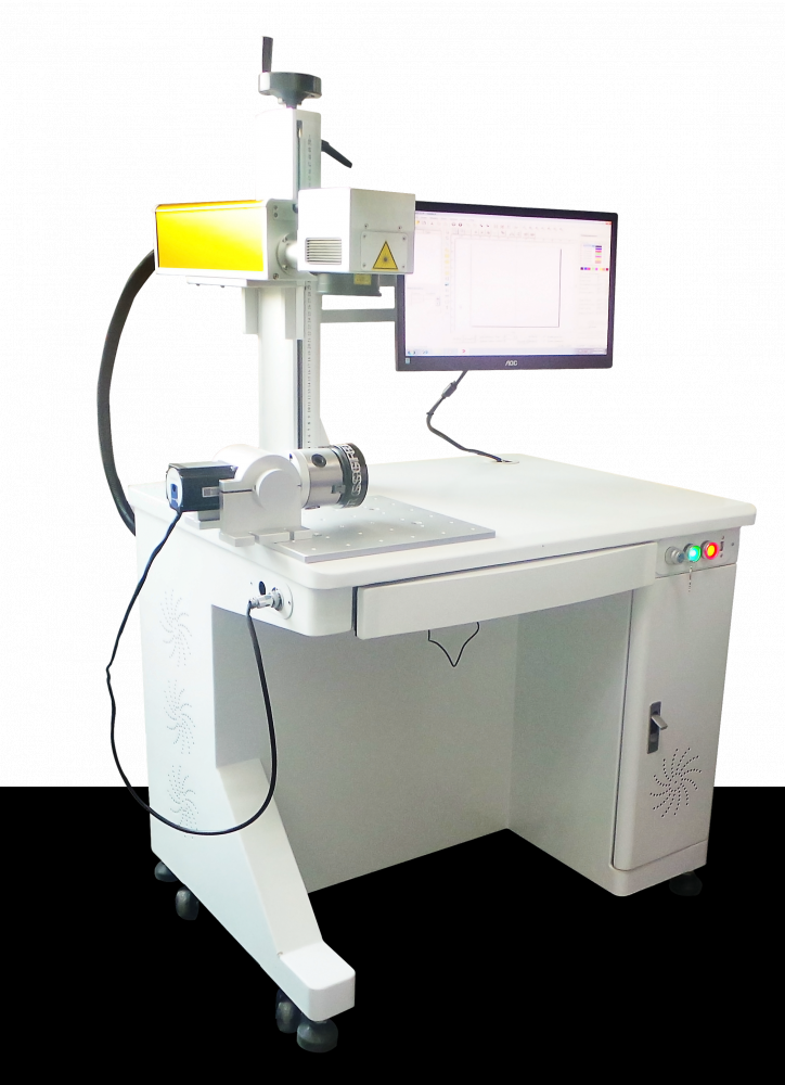 Fiber laser marking machine_2