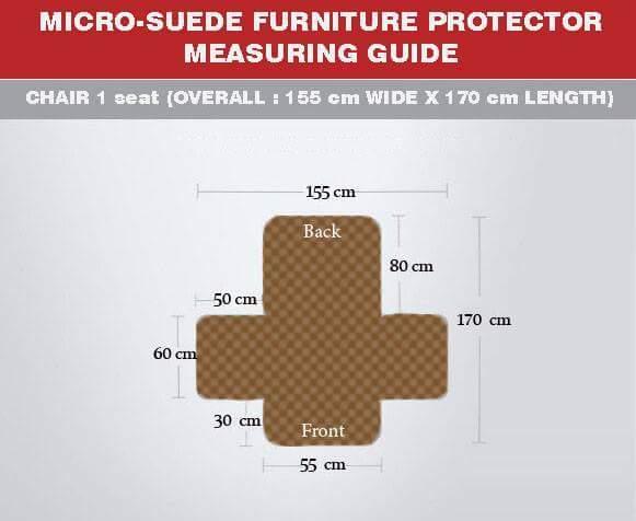 1 Seat Luxury Sofa Cover_7