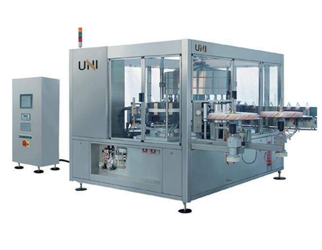 UPC-T15A Rotatry Hot Melt Adhensive machine_2