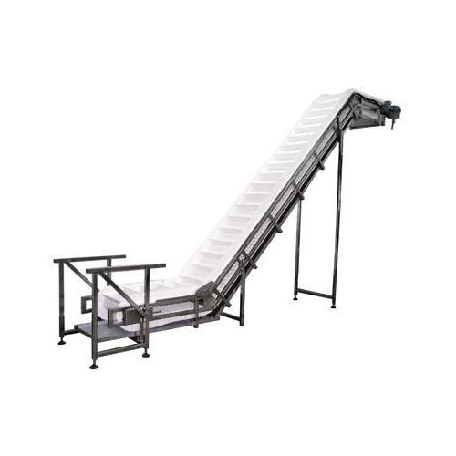 Climbing Conveyor for material_2