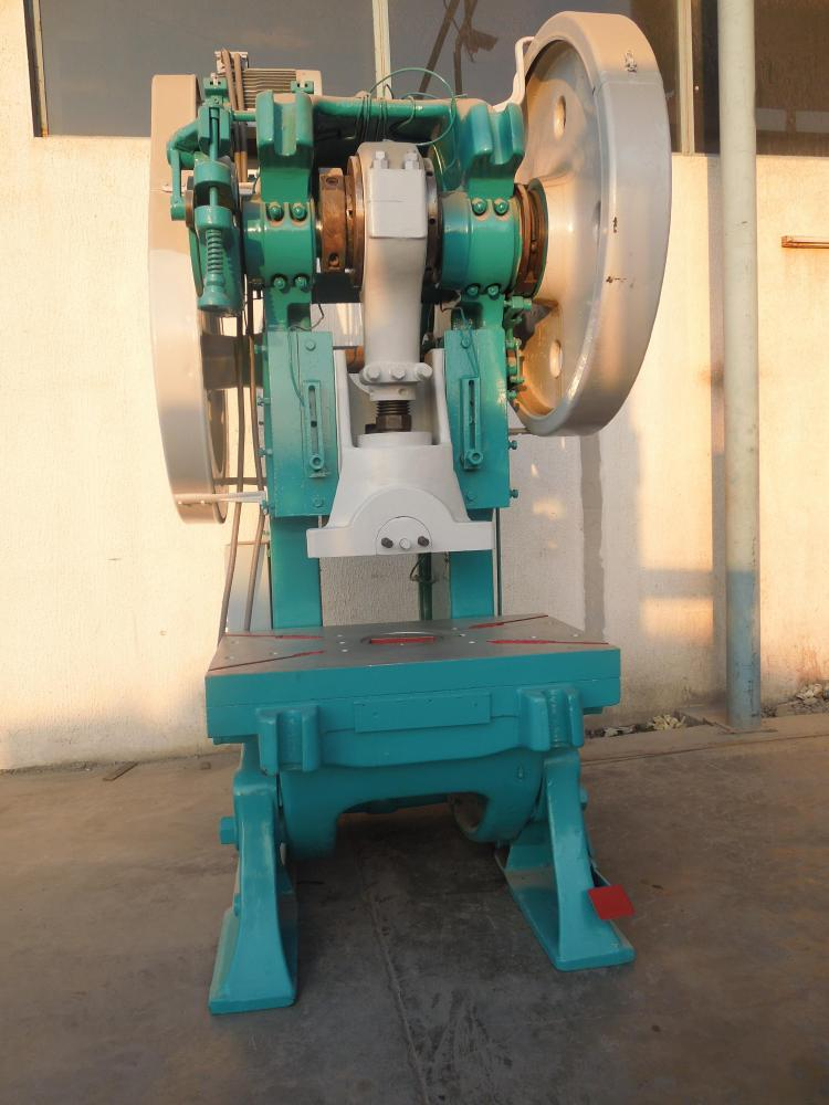 Excentric Power Press - 150 Tons_2