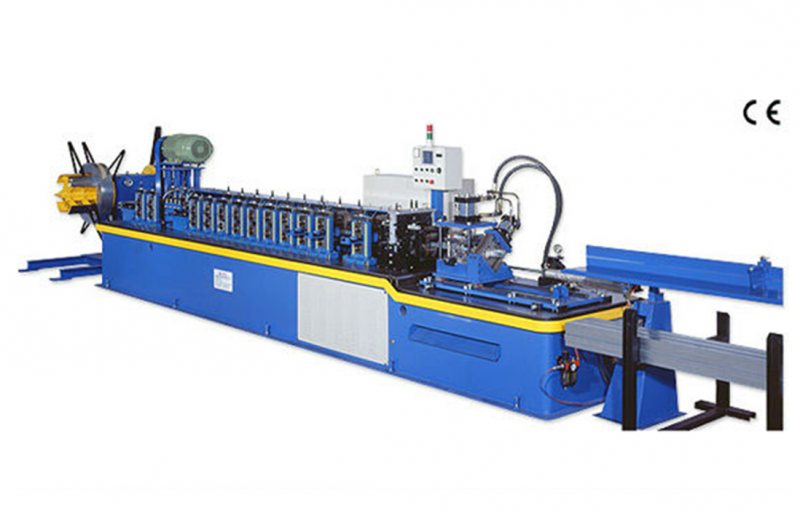 C CHANNEL COLD ROLL FORMING MACHINE_2