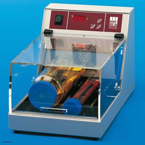 GFL 4020 Mini Tube Roller Incubator_3