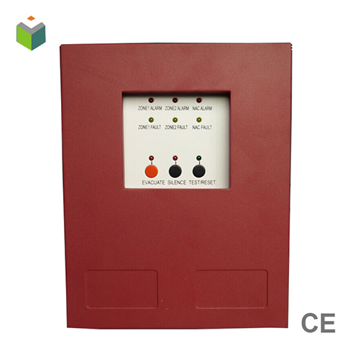 2 Zone Conventional Fire Alarm Control Panel_2