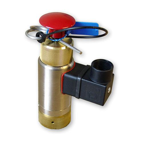 Latching Solenoid for Fire Suppression System_2