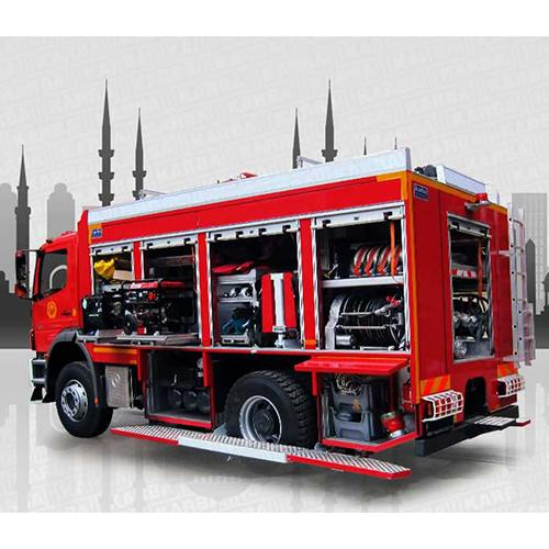 Firefighting First Rescue and Rescue Vehicles_2