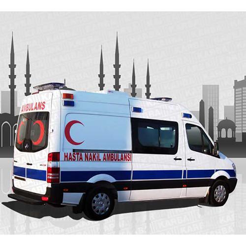 Standard Type Ambulances_2
