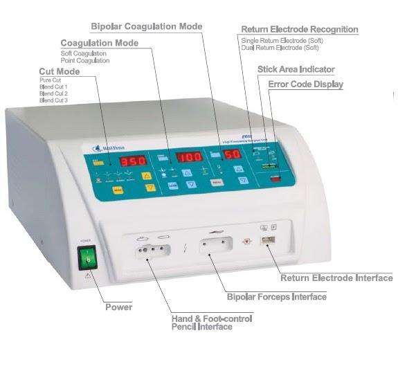 EB-03 Electro Surgical Unit_3