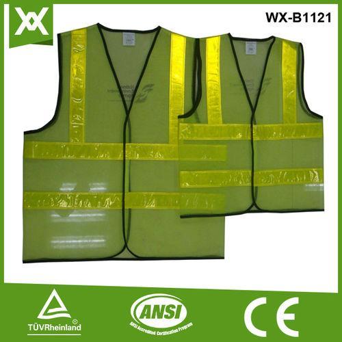 Mesh reflective vest_2
