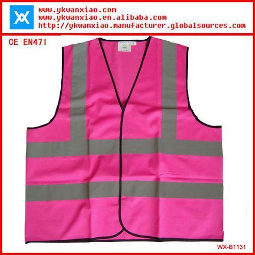 Adult safety reflective vest_2