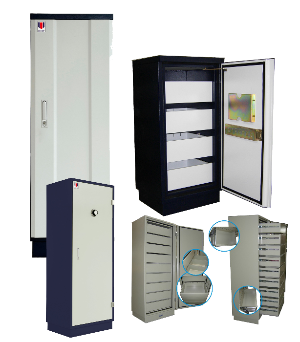 Magnetic Proof Data Cabinet - ZYL_2