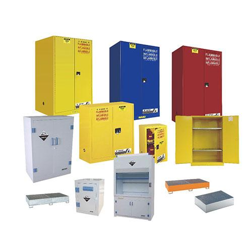 Industrial Safety Cabinet - ZYC_2