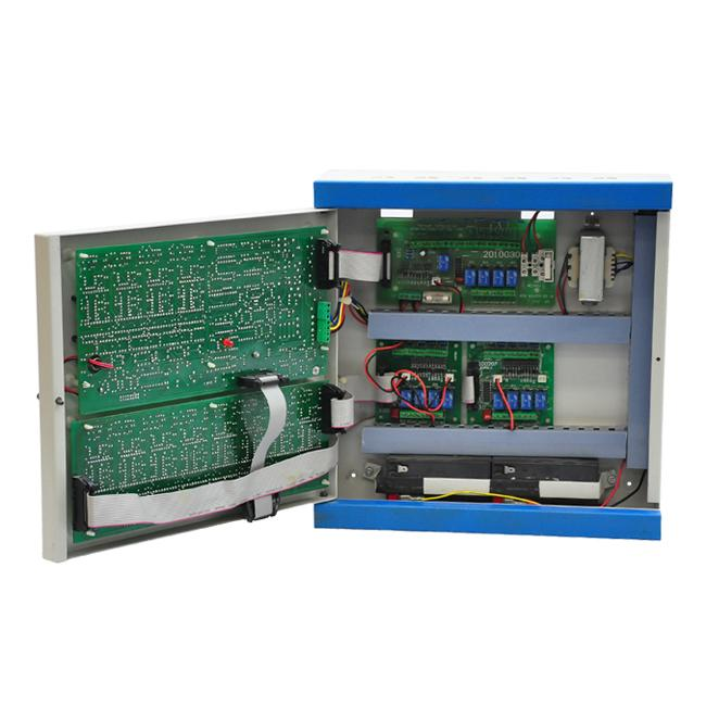 12 Zones Conventional Fire Alarm Control Panel_2