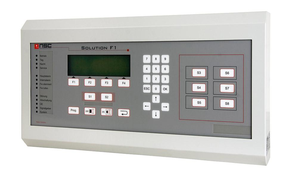The Fire Alarm Control Panel Solution F1_2