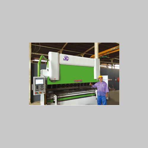 WE67K Series Hydraulic Press Brake_2