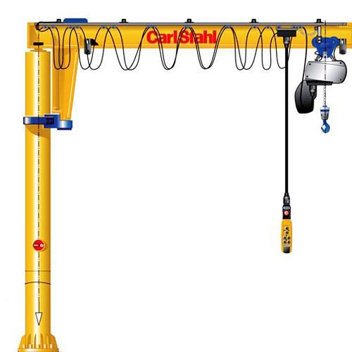 Pillar Jib Crane VS_2