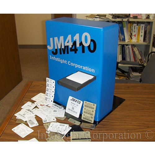JM 410 ID TAG PRINTER_2