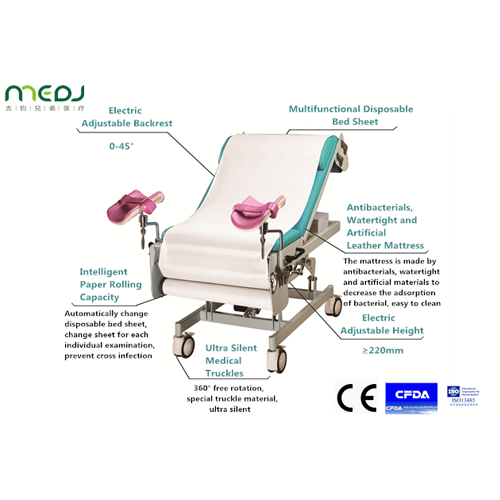 Intelligent Gynecology Examination Table (MJSD03-02)_2