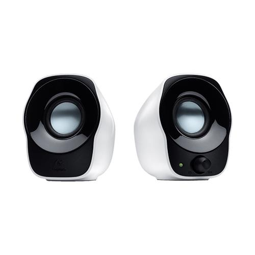 Logitech Stereo Speakers Z120  Compact and versatile  Part No: 980-000513_2