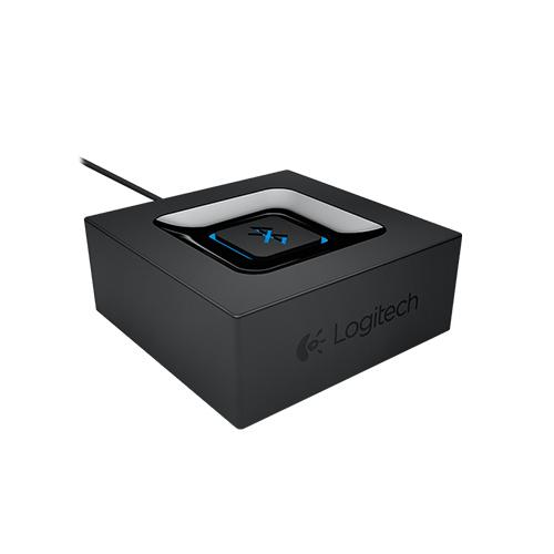 Logitech Bluetooth Audio Adapter  Bluetooth streaming  Part No: 980-000913_2