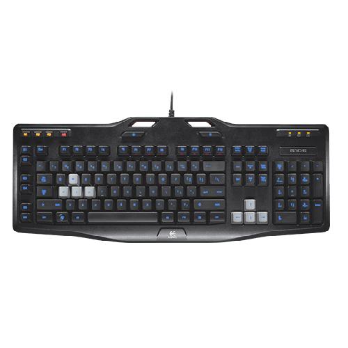 Logitech Gaming Keyboard G105  Part No: 920-005058_2