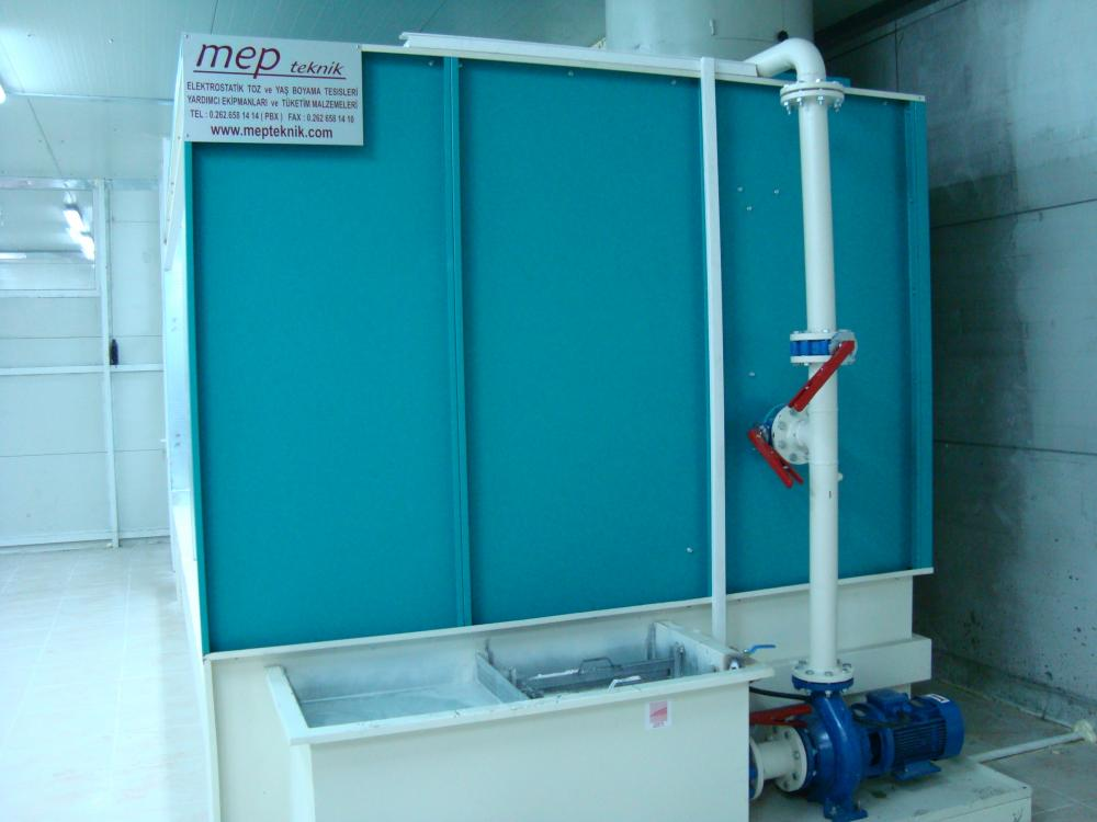 LIQUID PAINTING BOOTHS / WATER CURTAIN LIQUID PAINTING BOOTHS_2