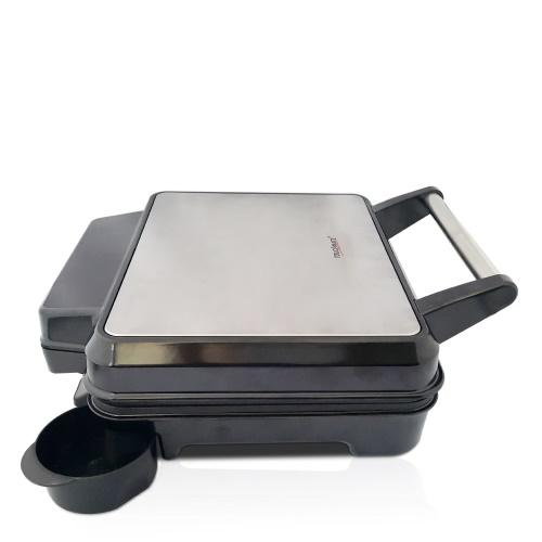 TOUCHMATE Contact Grill - 1800W, 6-in-1 Griller, 50% Energy Efficient, Black (TM-CG101S)_7