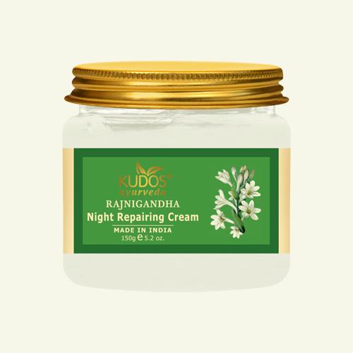 (Rajnigandha) NIGHT REPAIRING CREAM_2