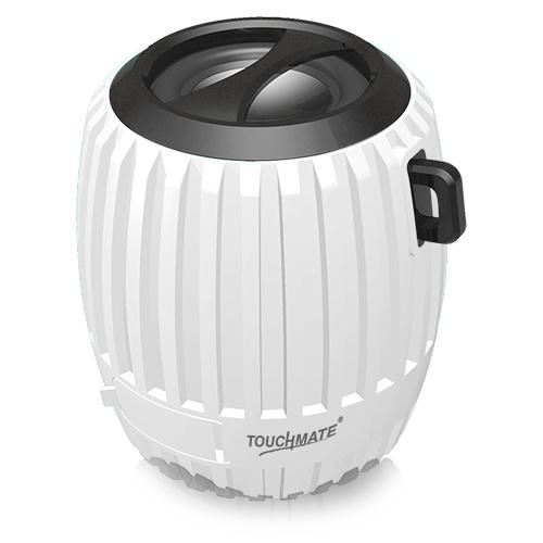TOUCHMATE Mini Boom Bluetooth Rechargeable Speaker W/ Mic & Hands-free (TM-BTS250)_7