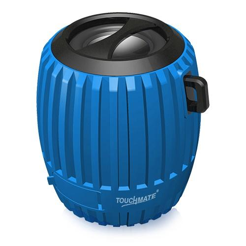 TOUCHMATE Mini Boom Bluetooth Rechargeable Speaker W/ Mic & Hands-free (TM-BTS250)_2