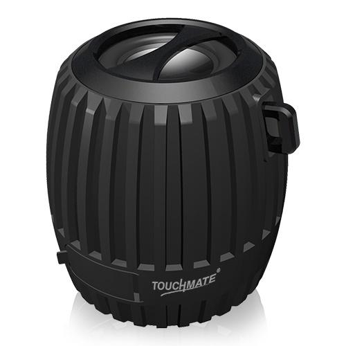 TOUCHMATE Mini Boom Bluetooth Rechargeable Speaker W/ Mic & Hands-free (TM-BTS250)_6