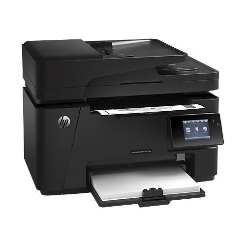 HP LaserJet Pro Multi Functional Printer M127fw (CZ183A)_4