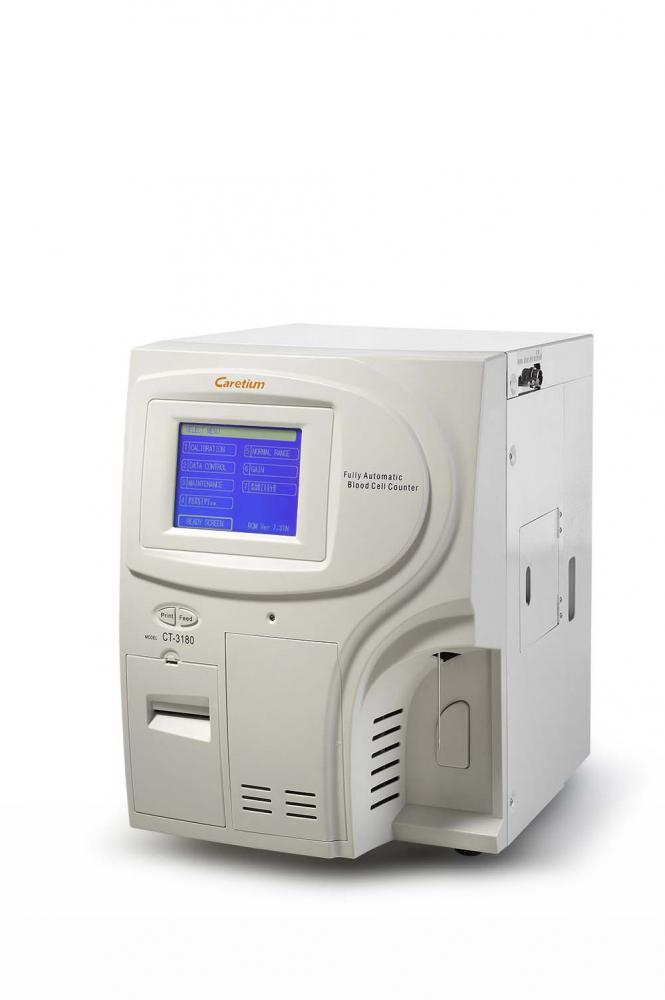 CT-3180 Fully Automatic Blood Cell Counter_2