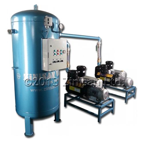 ZVS-2320-1000V Vacuum Pump_2