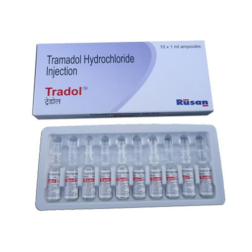 tramadol injection onset of action