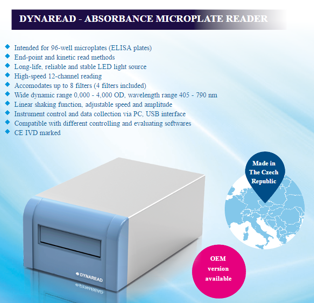 DYNAREAD - ABSORBANCE MICROPLATE READER_2
