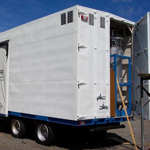 On-line Transformer Desludging and Oil Regeneration Plant_2