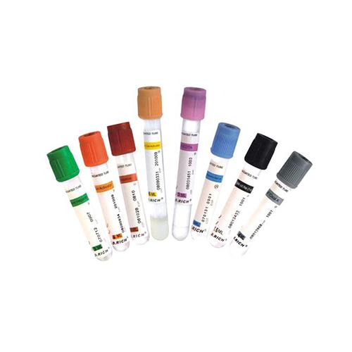Non Vacuum Blood Collection Tubes (Double Cap)_2