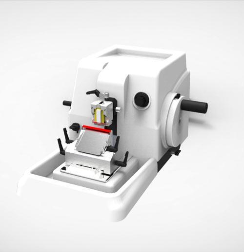 AMR 400 Manual Rotary Microtome_2
