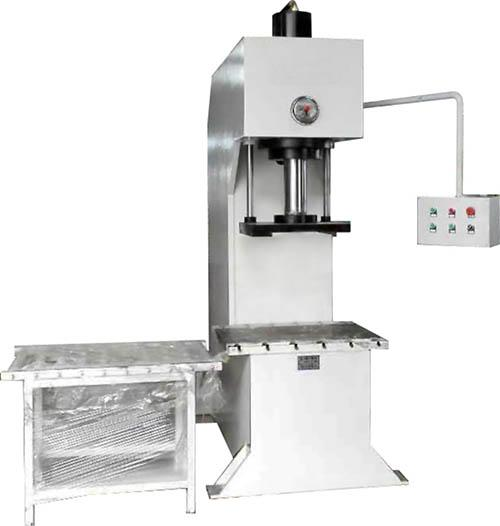 100T coil pressure shaping machine_2