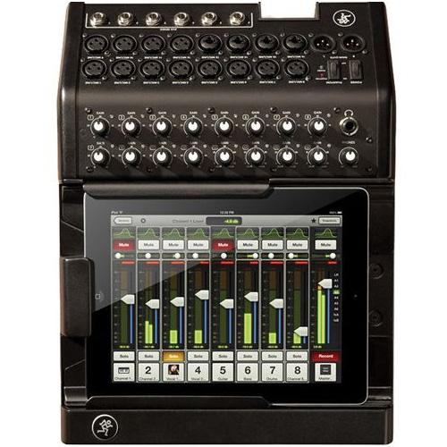 Investment iPad-Controlled 16-Channel Digital Live Sound Mixer_2
