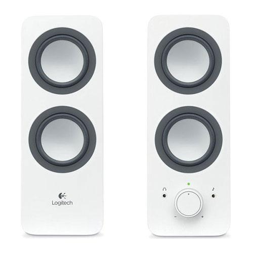 7b2242c9b5d Wholesale Logitech z200 Multimedia Speakers-2.0 -SNOW WHITE - 3.5MM ...