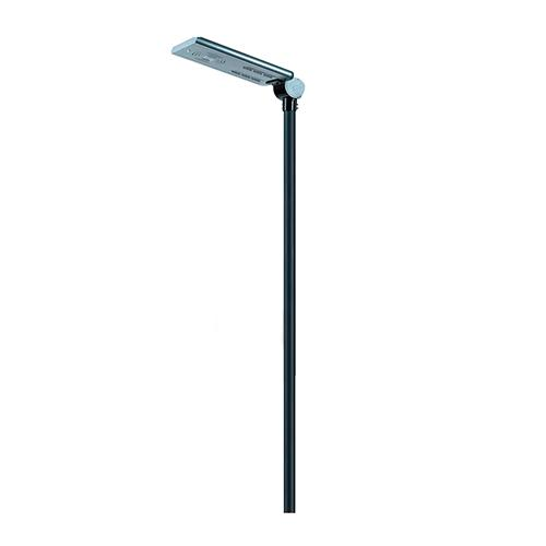 Integrated solar energy street lamp_2
