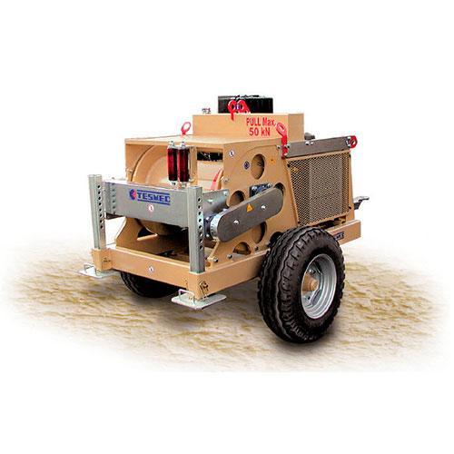 Hydraulic Winch AMC501_2